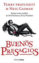 Buenos Presagios, Terry Pratchett y Neil Gaiman