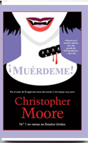 Muérdeme, Christopher Moore