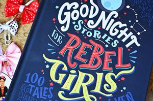 aprender ingles rebel girls libro